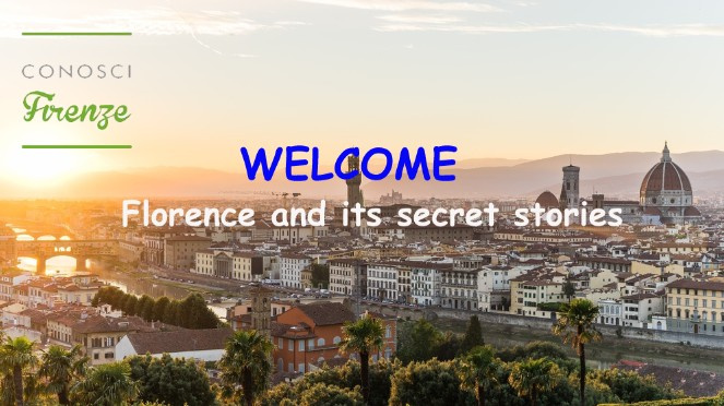 Florence and its secret stories