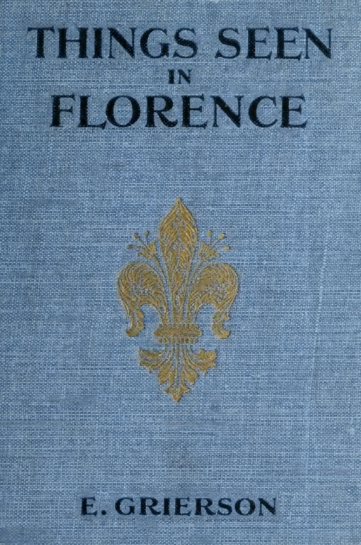 Free Book: Things seen in Florence