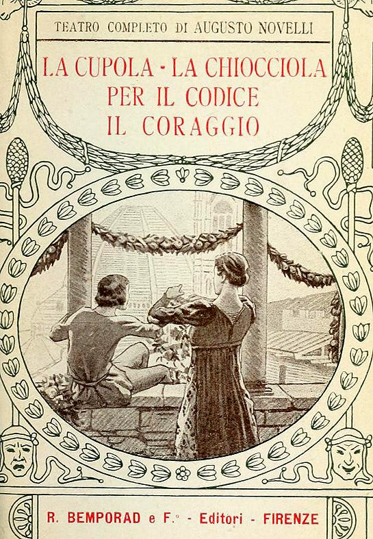 Augusto Novelli Teatro completo volume 1