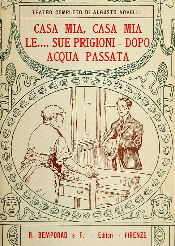 Augusto Novelli, Teatro completo 4