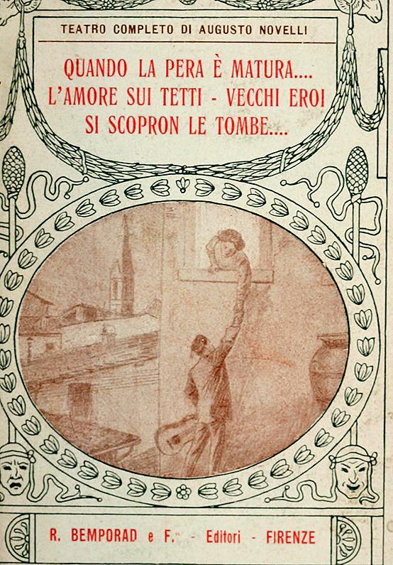 Augusto Novelli, teatro completo 5
