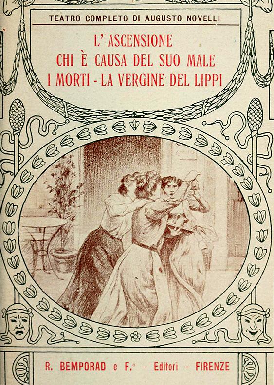 Augusto Novelli, Teatro completo 6