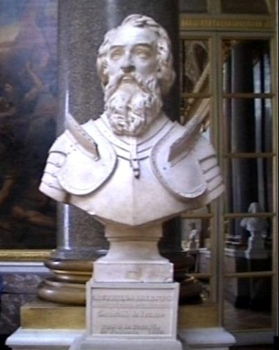 Gualtieri VI di Brienne (Reggia di Versailles, Galleria delle battaglie)