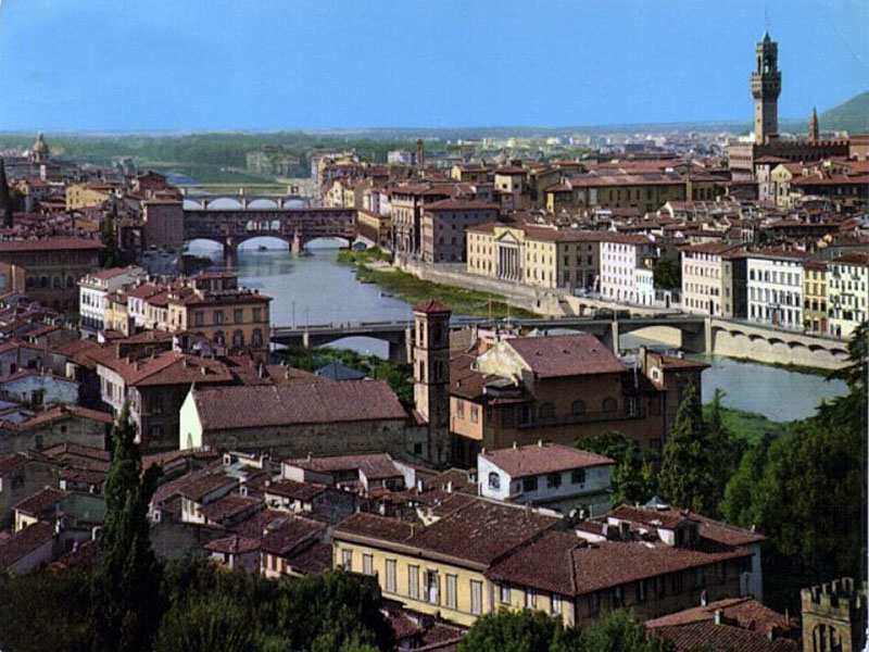 collegare Florence al