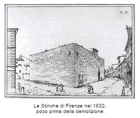 Il carcere delle Stinche era l'antico carcere di Firenze, situato in via Ghibellina, più o meno sul sito dell'attuale teatro Verdi.