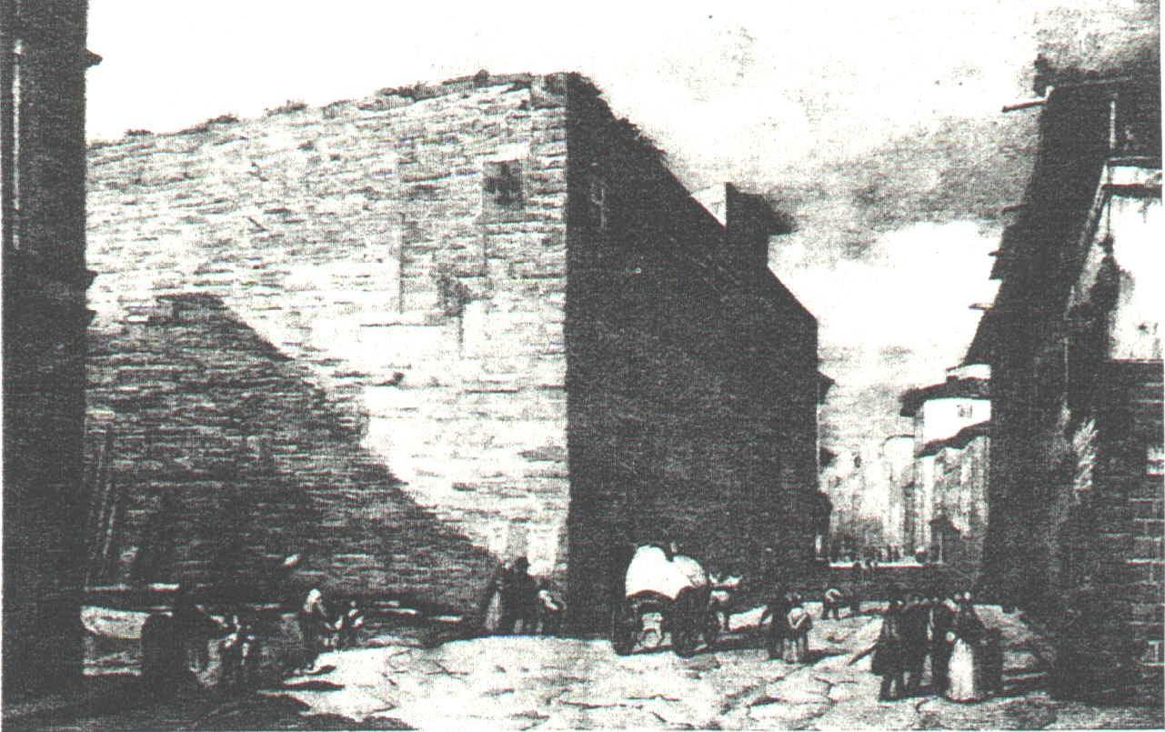 Carceri delle Stinche 1812