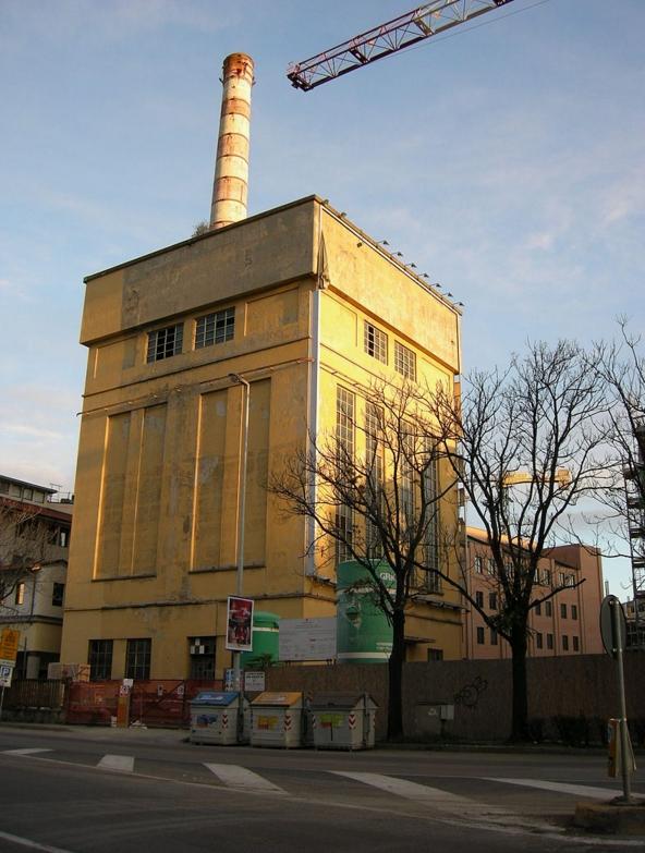 L'ex-stabilimento FIAT di Firenze