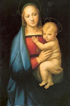 Palazzo Pitti: Madonna del Granduca