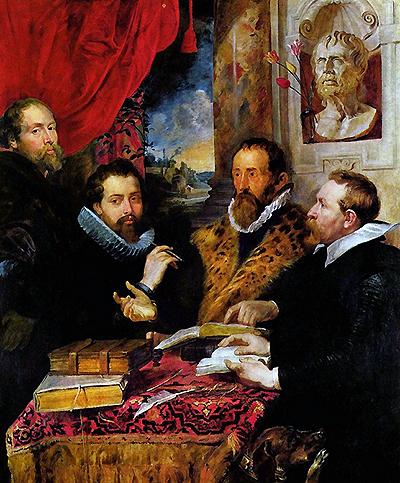 Palazzo Pitti: I Quattro Filosofi