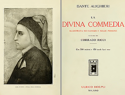 Divina Commedia in PDF.