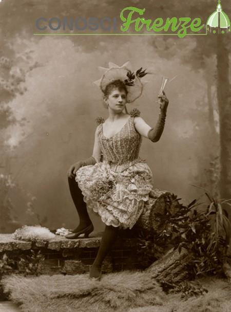 Ballerina dell'Alhambra
