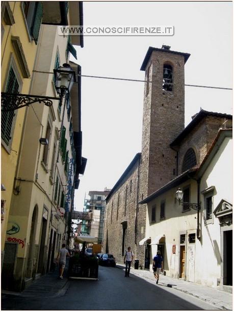 Borgo  la Croce Oggi