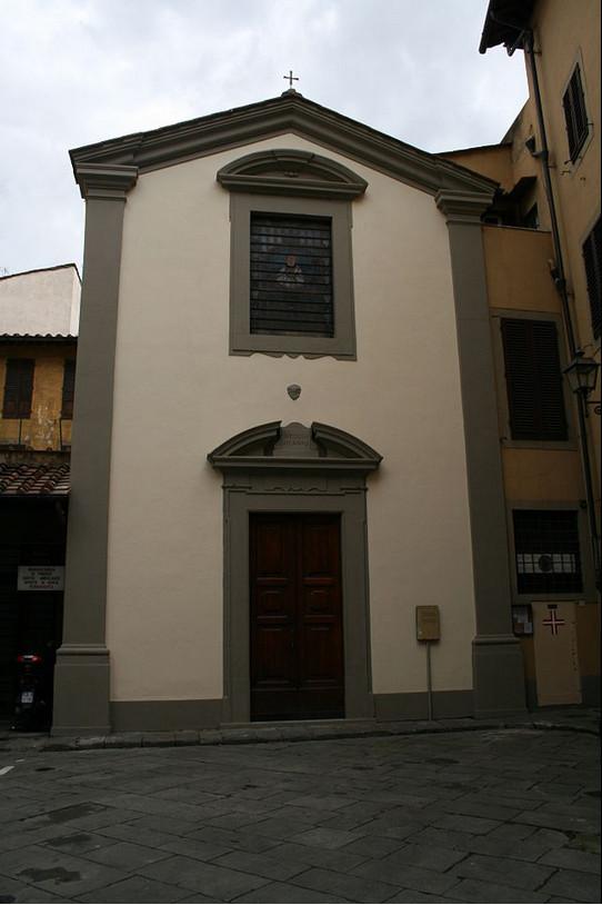 La chiesa di Santa Maria in Campo