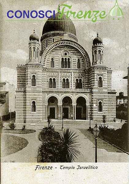 Tempio Israelitico fine 800