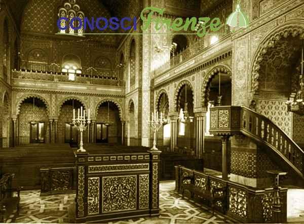 Sinagoga a Firenze