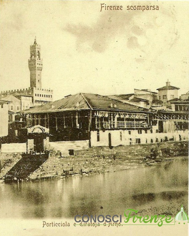 Bagni in Arno, uno stile di vita.