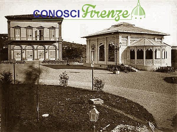 Giardino Tivoli 1869