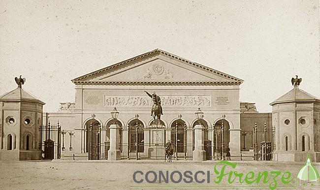 La prima esposizione italiana del 1861.