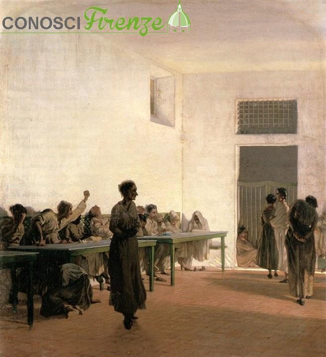 Breve storia del manicomio a Firenze