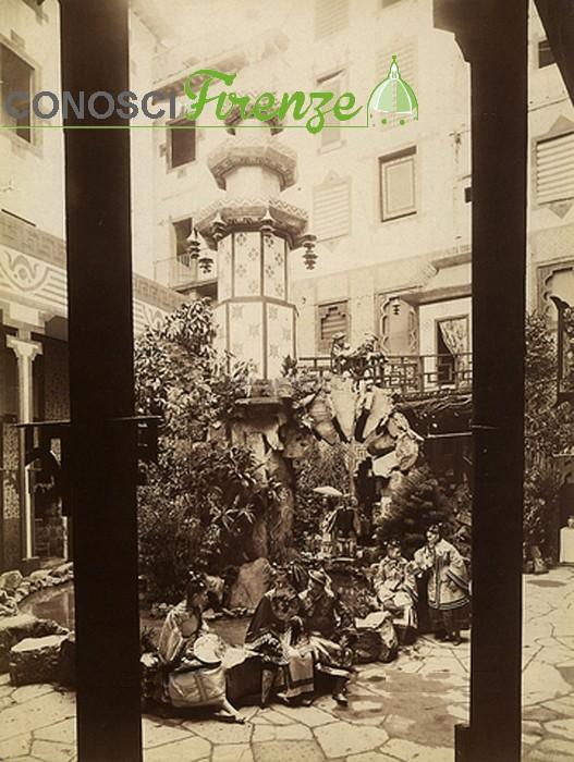 Festa carnevalesca nel ghetto fiorentino