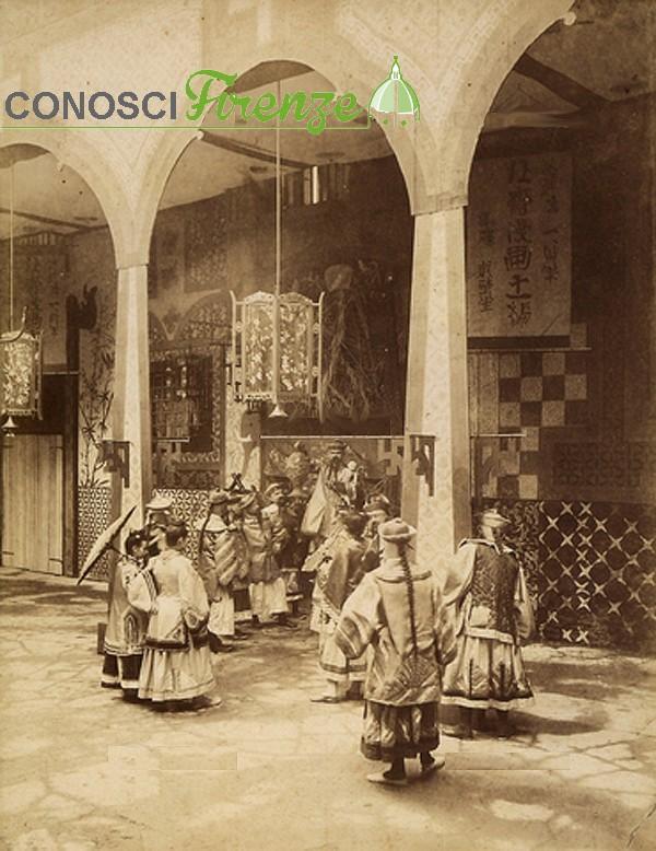 Dalla Cina con splendore nel 1888