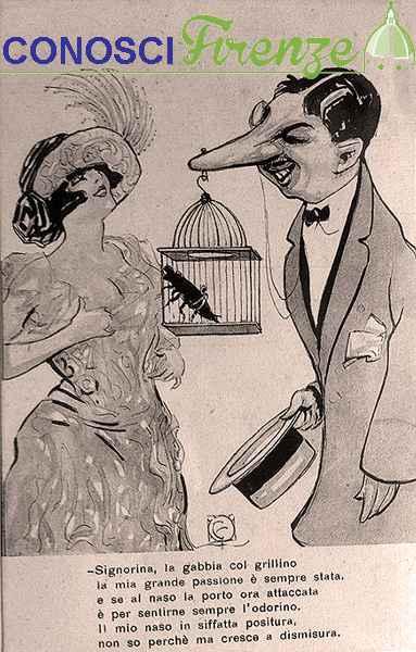 Vignetta Umoristica