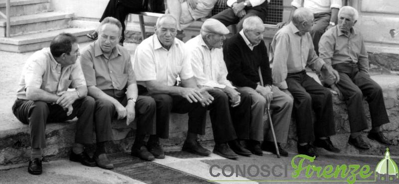Giuseppe Conti racconta: i vecchi