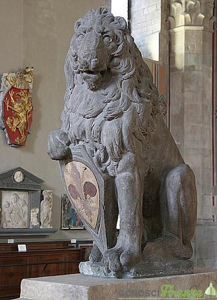 Il Marzocco è un'opera di Donatello in pietra serena (135,5x38x60 cm) custodita nel Museo del Bargello di Firenze. Anticamente si trovava in piazza della Signoria, dove oggi, per preservarla dagli agenti atmosferici, è sostituita da una copia. Risale al 1419-1420.