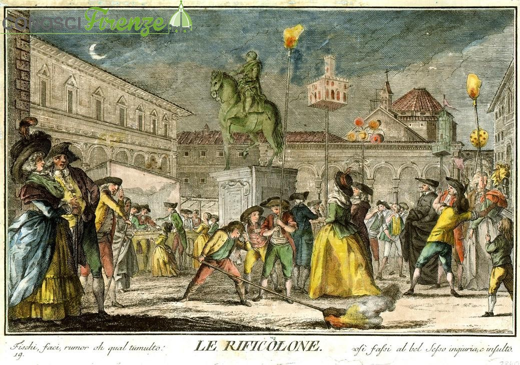 La Rificolona, una antica festa