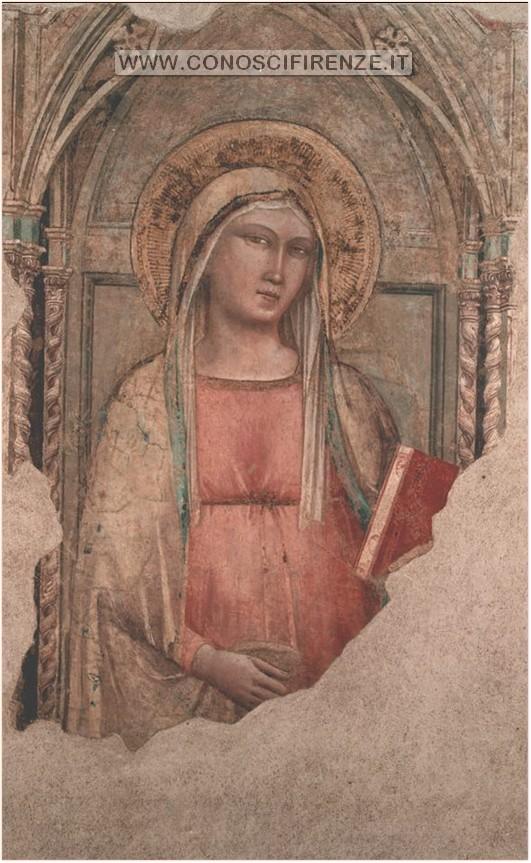 Taddeo Gaddi, Madonna del Parto