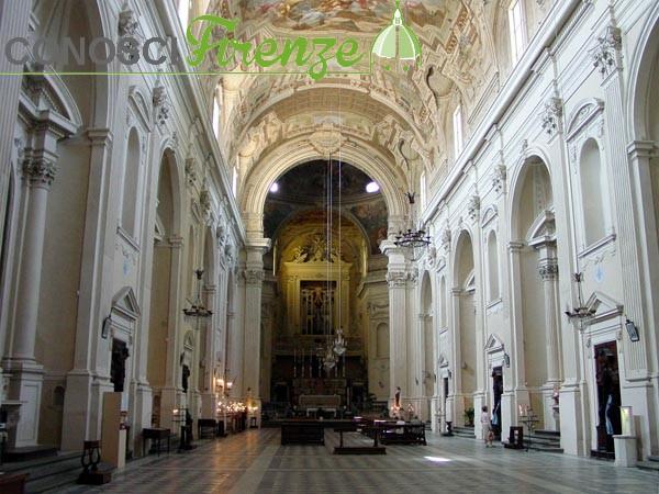 Chiesa di Santa Maria del Carmine interno