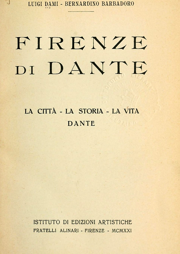 Firenze di Dante, free download