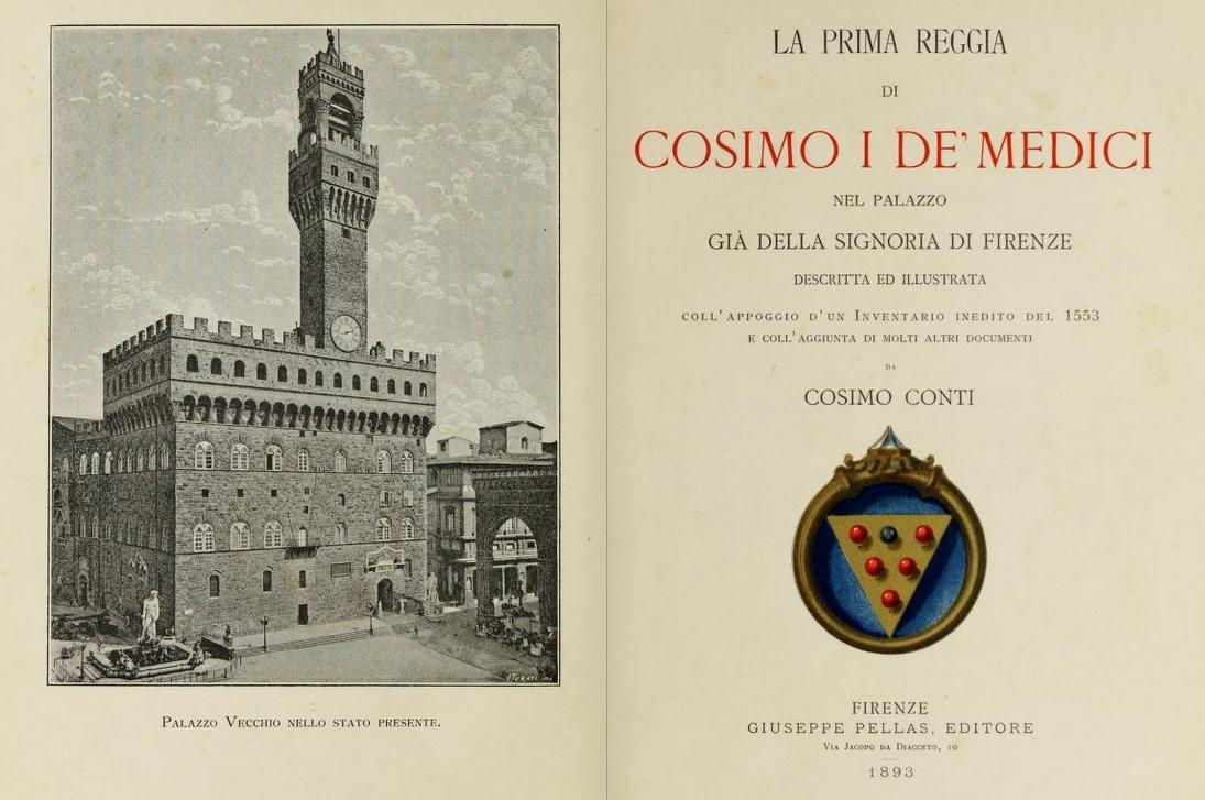 La Prima Reggia di Cosimo I: Palazzo Vecchio