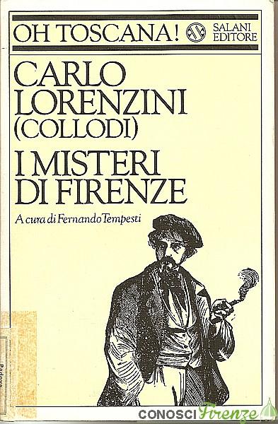 I Misteri di Firenze di Carlo Collodi