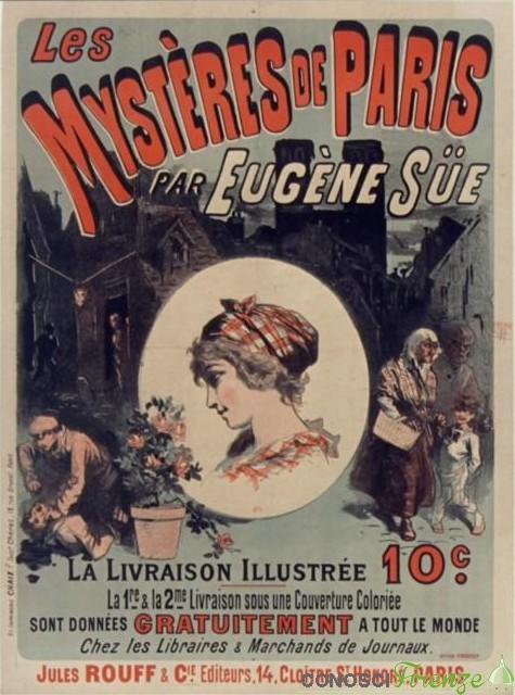 I Misteri di Parigi di Eugenio Sue