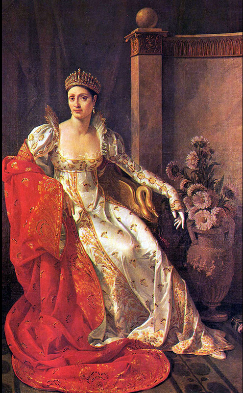 Maria Anna Bonaparte, detta Elisa (Ajaccio, 3 gennaio 1777 – Trieste, 7 agosto 1820)