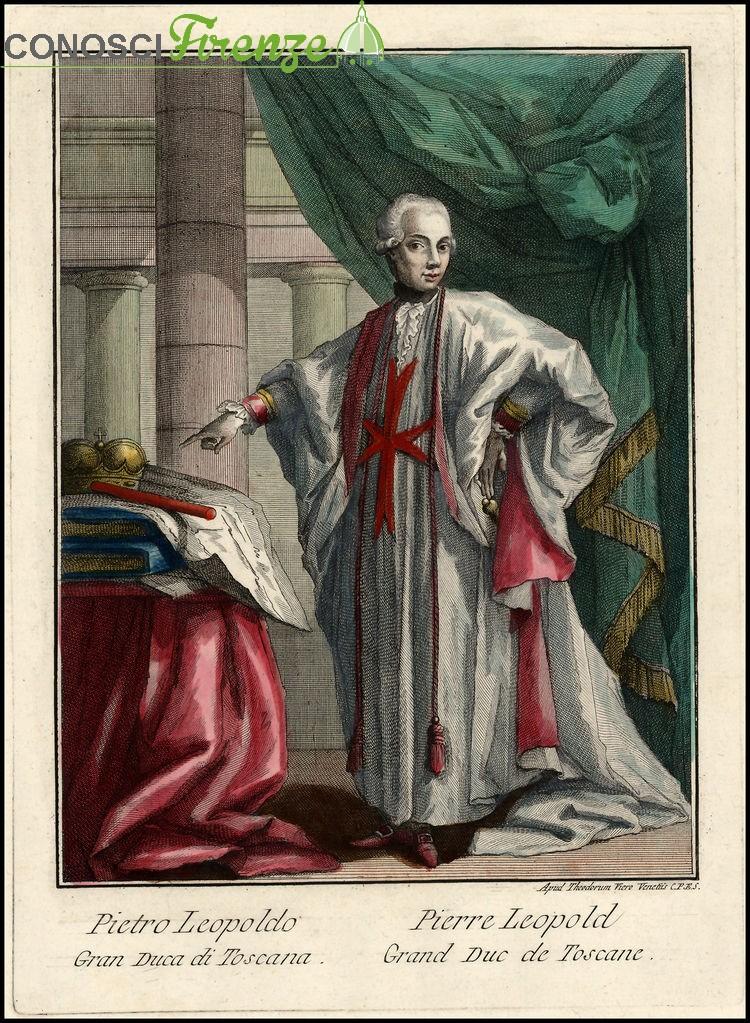 Pietro Leopoldo (Leopoldo I)