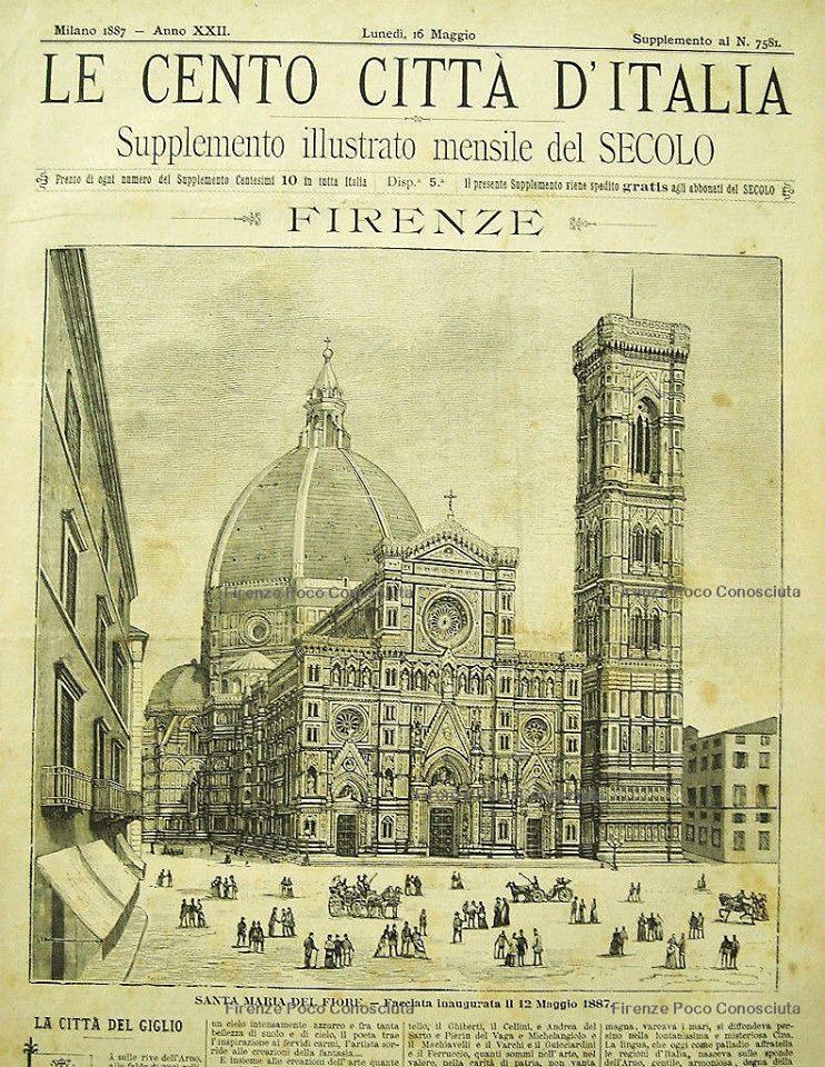 Inaugurazione Facciata del Duomo