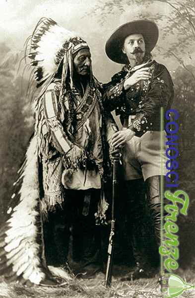 Buffalo Bill e Toro Seduto