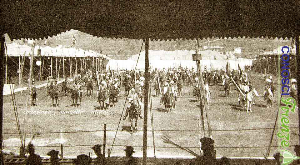 buffalo bill a campo di marte 1906
