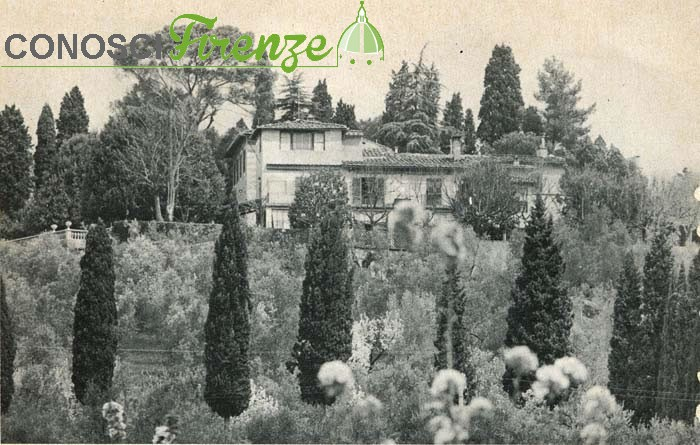 Villa ala Capponcina esterno