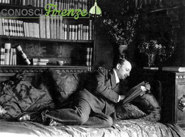 Capponcina e Gabriele D'Annunzio