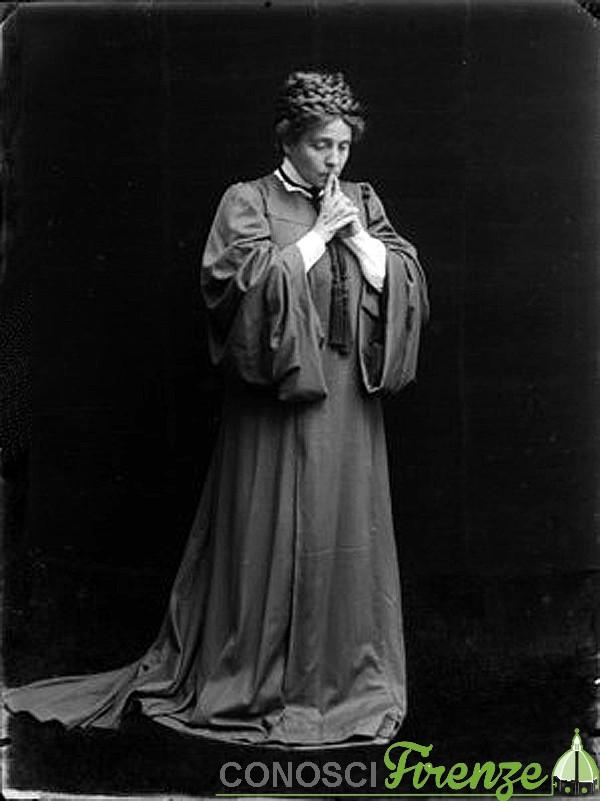 Eleonora Duse alla Pergola con la commedia di Ibsen