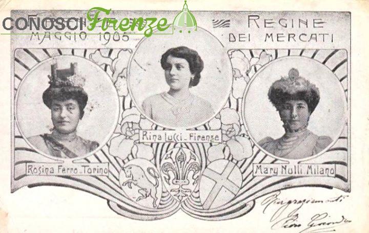 Le tre Regine dei mercati