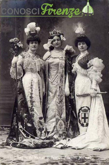 Le tre Regine
