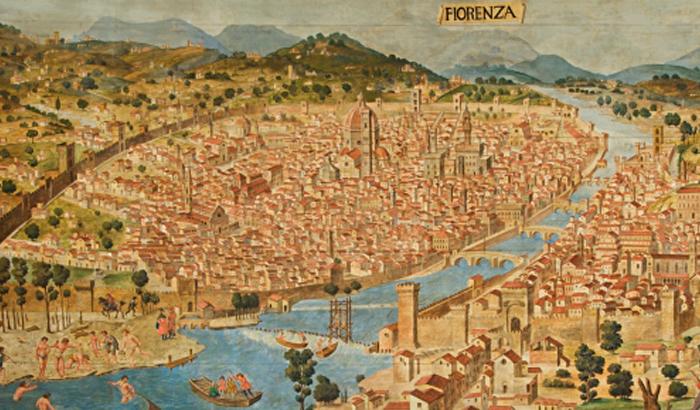 Fiorenza nel XIV XV secolo
