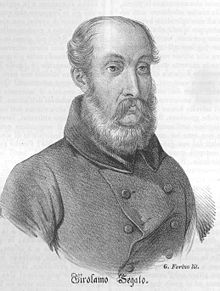 Girolamo Segato