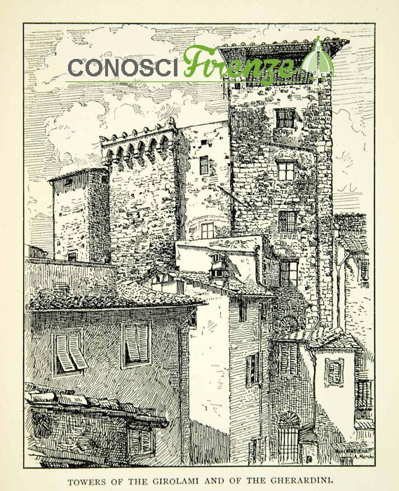 Torre de' Girolami stampa