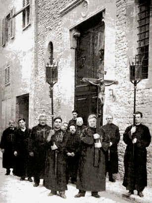 La Confraternita Croce al tempio