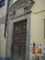 Convento di San francesco Via dei Macci